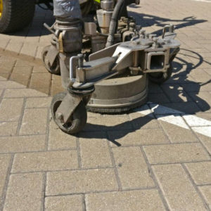 line marking removal