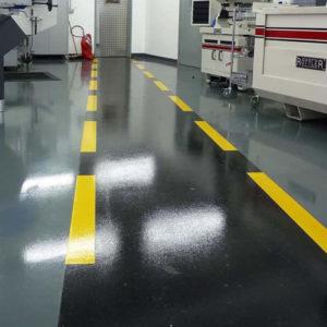 epoxy line marking