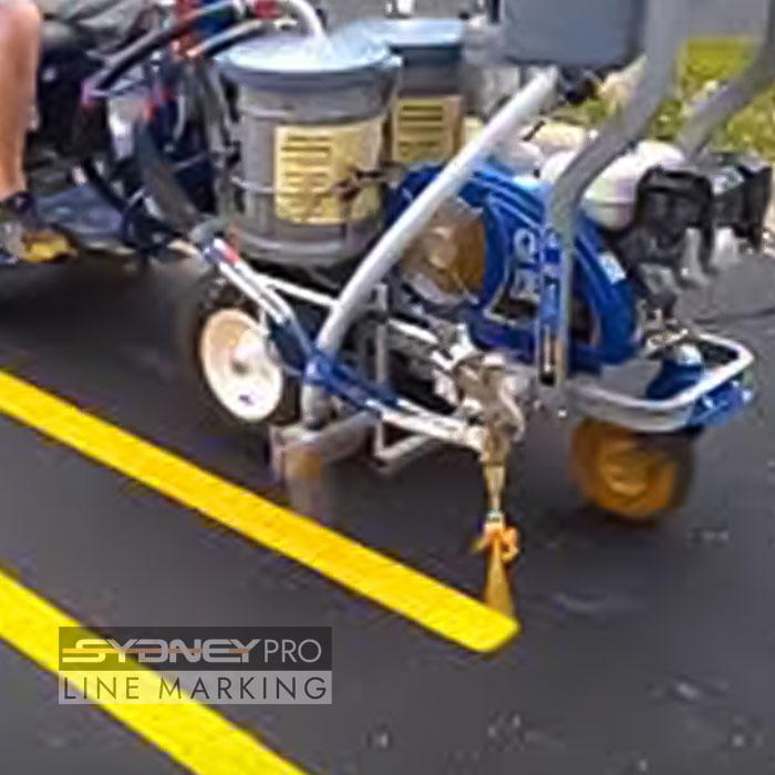 Sydney pro line marking - Roads Line Marking Services in Sydney