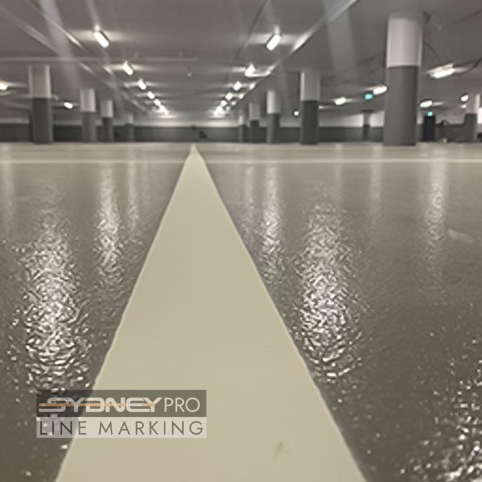Sydney pro line marking - Car Park Line Marking Services in Sydney