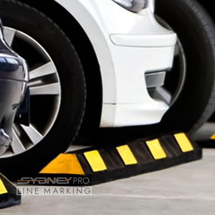 Sydney pro line marking - Car Park Line Marking and Safety Accessories Installation Services in Sydney
